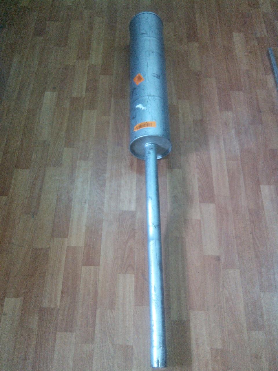 Глушитель-резонатор МАК 3302 (борт) (пр-во Автоглушитель г.Н.Новгород)