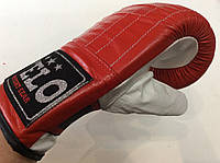 Перчатки снарядные мягкие кожаные р. М  VELO (Пакистан)