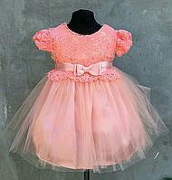 Платье для девочек нарядное DEVA. ПОЛЬША.