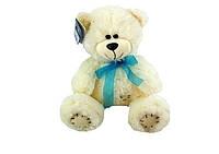 Плюшевый мишка Тедди молочного цвета, 50 см