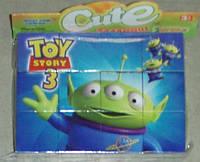 "Кубики ""Toy Story"" в пакете (240шт)(1007)"