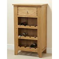 Шкафчик деревянный для хранения вина