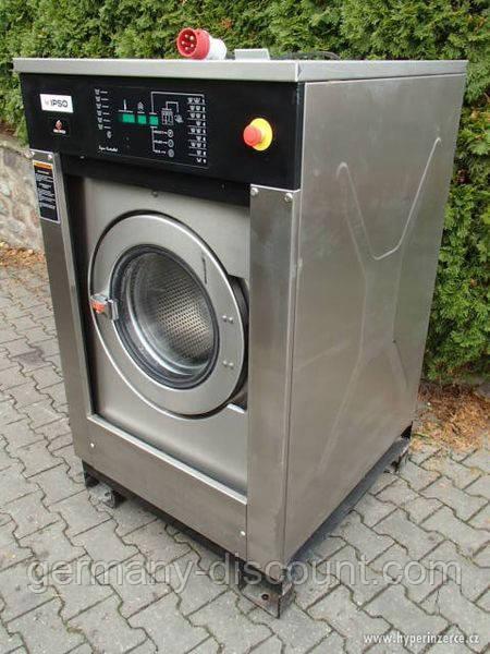 Профессиональная стиральная машина IPSO HF 234