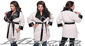 Пальто р-ры 48-50
