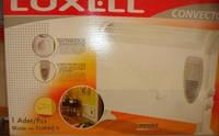 Конвектор LUXEL 2 кВт с вентилятором