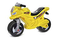Мотоцикл 2-х колесный, лимонный, в пак.65*46см, ТМ Орион, произв-во Украина (1шт)(501ЛИМОН)