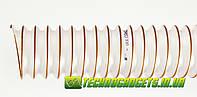 Шланг гофра IPL Vulcano (ИПЛ Вулкано) PU M FR полиуретановый армированный 80мм