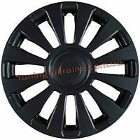 Автомобильные колпаки на колеса JESTIC Avant black R13