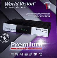 World Vision Premium T2 + кабельное