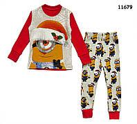 Пижама Minions для мальчика. 2, 3 года