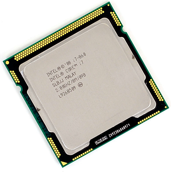 "Процессор Intel Core i7 860 2.8GHz S.1156 ""Over-Stock"""