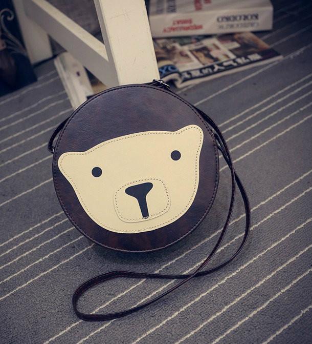сумочка мишка