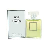 """Женские духи """"Chanel №19 Poudre"""" (100 мл)"""