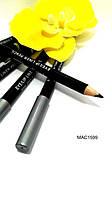 1599 Карандаш МАС Eye lip liner pensil ( черный ) поштучно