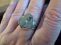"""Серебряное колечко с опалом   """"Кристалл"""", размер 18  от студии LadyStyle.Biz"""