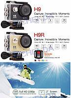 Оригинал EKEN H9 H9R action camera екшен камера 4К wi-fi Ultra HD 1080 P