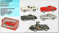 "Машина метал. ""Kinsmart"" ""Mercedes-Benz 300SL 1954"" в кор. 16*8,5*7,5см /96шт/4/(KT5346W)"