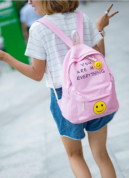 Городской рюкзак с кошелечком