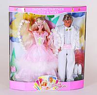 """Кукла Creation & Distribution Сюзи и Майк """"Танцевальная пара"""", в кор. 34*30*5см (6шт)(2401)"""