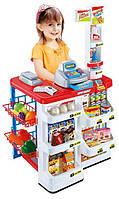 Детский игровой Супермаркет с корзиной 668-02