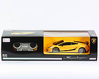 "Машина, р/у., ""Lamborghini Superleggera"", масштаб 1:24, на батар.,в кор. 38*10*12см(26300)"
