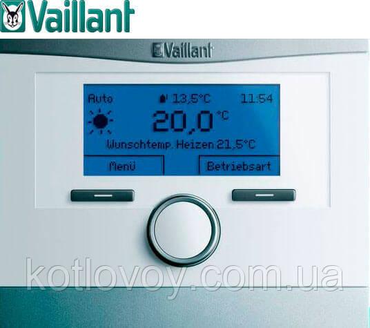 Погодозависимый автоматический регулятор Vaillant multiMATIC VRC 700/2