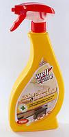 Спрей Well Done для чистки кухни 750 мл.