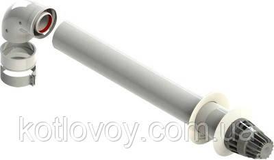 Комплект горизонтального прохода PROTHERM (60/100 мм) 3003202754, фото 2