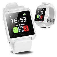 Cмарт часы U8 Smart watch + оригинальная упаковка умные часы UWatch white