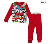 Пижама Angry Birds для мальчика. 2 года