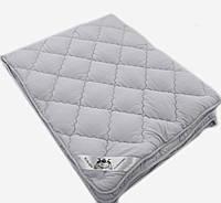 Полуторное одеяло зимнее 155х210 ОДА холлофайбер -микрофибра разные цвета