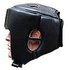 Шлем боксерский FIREPOWER FPHG2 Black, фото 2