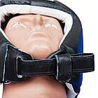 Шлем боксерский FIREPOWER FPHG2 Black, фото 5