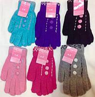 Перчатки женские Ангора