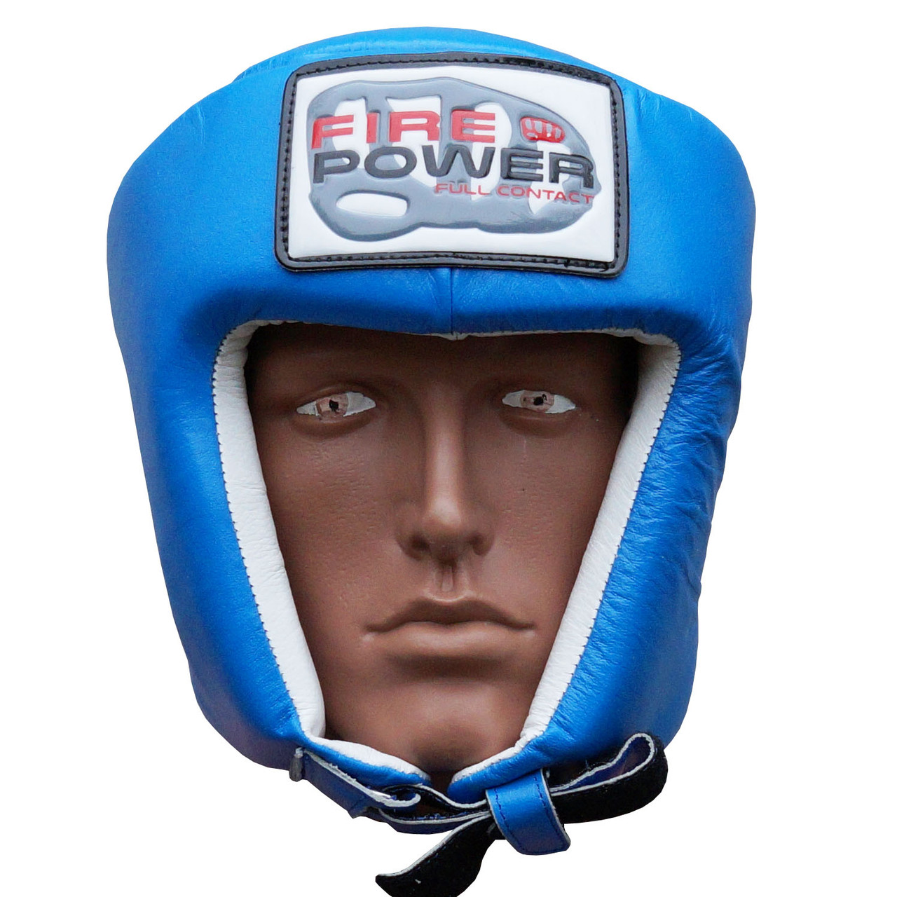 Шлем боксерский FIREPOWER FPHG2 Blue