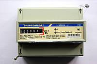 Счетчик электронергии трехфазный на дин-рейку ЦЭ 6804-U/1 220В 5-60А 3ф.4пр. МР31 Энергомера УКРАИНА