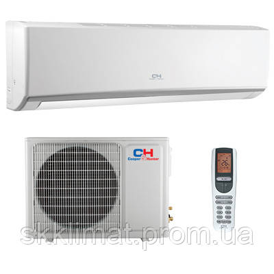 Кондиционер Cooper Hunter ALFA INVERTER CH-S24FTXE, фото 2