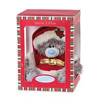 Мишка Тедди в костюме Санта Клауса Me to you