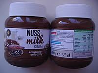 Шоколадная паста крем Nuss Milk (400 гр.) Польша