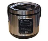 Мультиварка A-Plus 1464 на 30 автоматических программ, рисоварка, антипригар