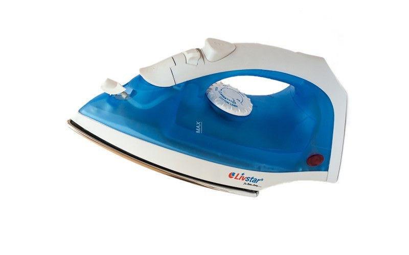 Паровой утюг LivStar LSU-1769, техника для дома, утюги, паровые, электрические, отпариватели, пылесосы, фото 1