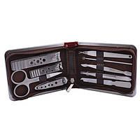 Маникюрный набор 9 предметов (N62026) , товары для ухода за ногтями, маникюр, педикюр