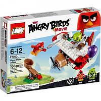 Конструктор Angry Birds 167 дет. в коробке 36х4,5х29 см. 19002