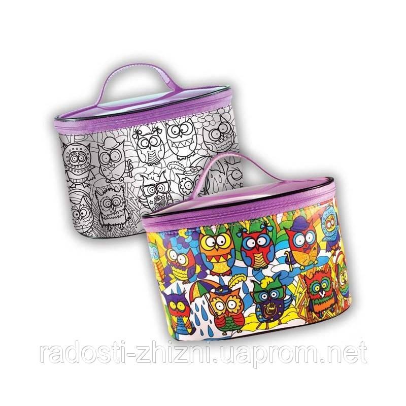 "Косметичка раскраска ""My Color Case"" Danko Toys"