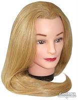 Голова учебная на штативе 50-55см протеиновый волос