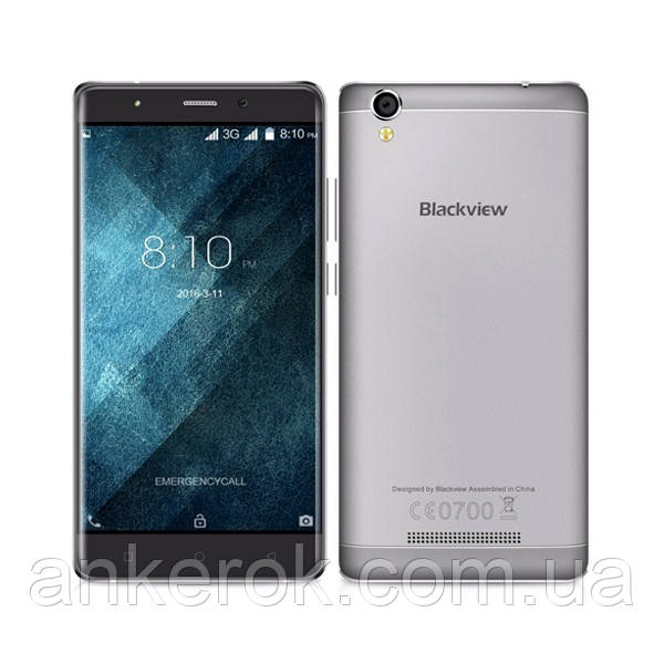 Blackview A8 (Stardust Gray)