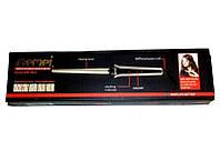Конусная плойка  Gemei GM2914 для завивки локонов, приборы для укладки волос