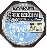 Леска Konger Steelon Ice Fishing Line
