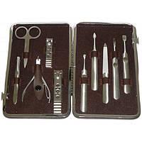 Маникюрный набор 10 предметов (N72052), предметы для маникюра, маникюр, ухоженные ногти