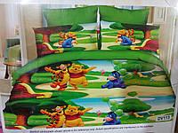 Полуторный комплект постельного белье Florida, Bellagio